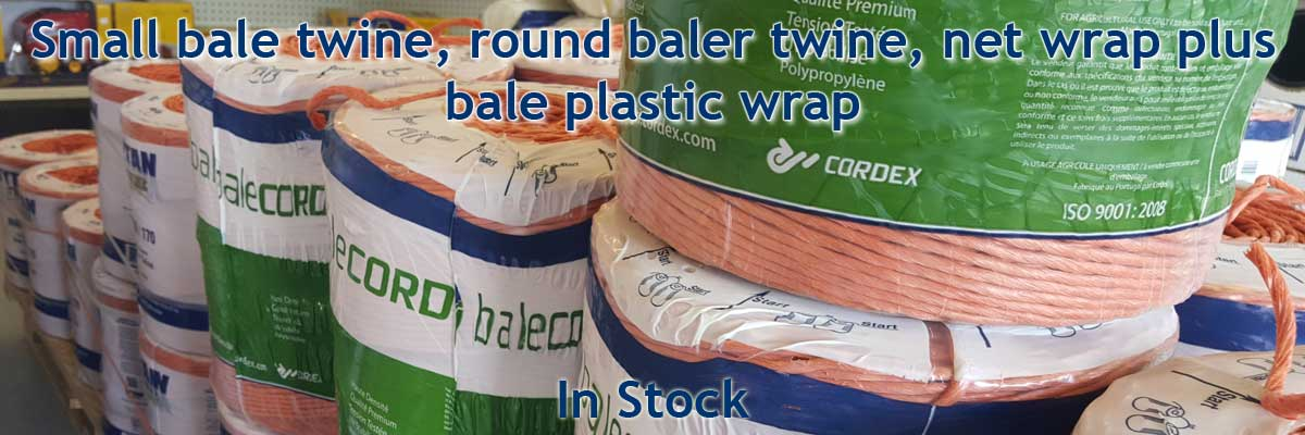 Baler Twine in stock