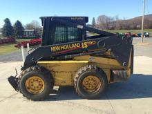 New Holland LS190,  2002 MODEL